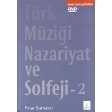 T. Müziği Nazariyat ve Solfeji-2 DVD\'li