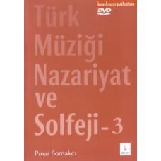 T. Müziği Nazariyat ve Solfej-3 DVD'li