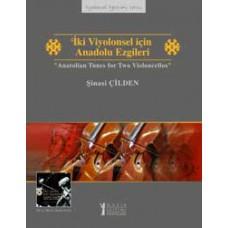 İki Viyolonsel için Anadolu Ezgileri
