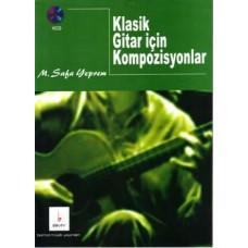 Klasik Gitar için Kompozisyonlar + VCD