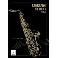 Saxsafon Metodu-1 DVD'li