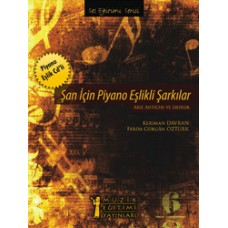 Şan için Piyano Eşlikli Şarkılar