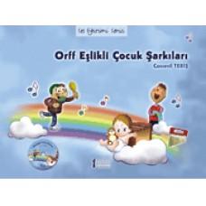 Orff Eşlikli Çocuk Şarkıları (CD\'li)