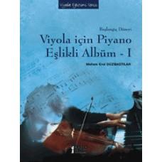 Viyola için Piyano Eşlikli Albüm-1