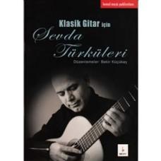 Klasik Gitar için Sevda Türküleri