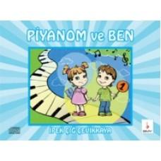 Piyanom ve Ben-1 + Eşlik CD'si