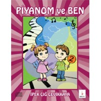 Piyanom ve Ben-2 + Eşlik CD'si