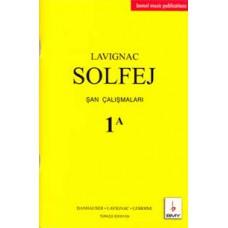 Solfej- 1A Lavignac