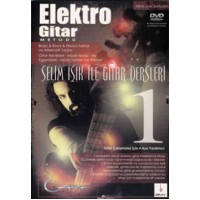 Elektro Gitar Metodu-1 + DVD