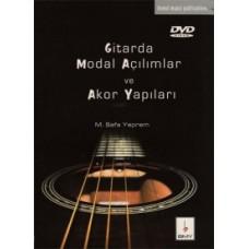 Gitarda Modal Açılımlar ve Akor Yapıları + DVD
