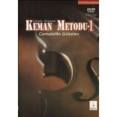Keman Metodu-1 + DVD ve Şablon