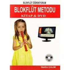 Blokflüt Metodu + DVD