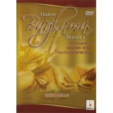Modern Bağlama Metodu-1 +DVD