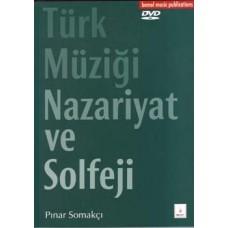 T. Müzigi Nazariyat ve Solfeji-1 DVD'li