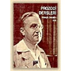 Prozodi Dersleri - H. Sadettin Arel