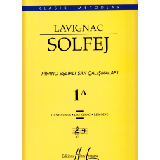 Solfej 1A - Piyano Eşlikli Şan Çalışmaları