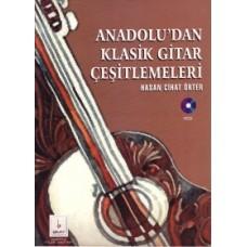 Anadolu'dan K. Gitar Çeşitlemeleri + VCD'li
