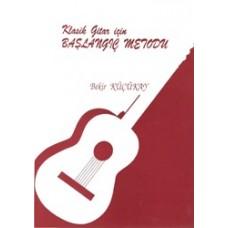 Klasik Gitar için Başlangıç Methodu