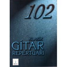 102 Klasik Gitar Repertuarı'CDli