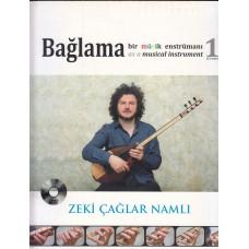 """""""BAĞLAMA BİR MÜZİK ENSTRÜMANI"""" KİTABI(+DVD)"""